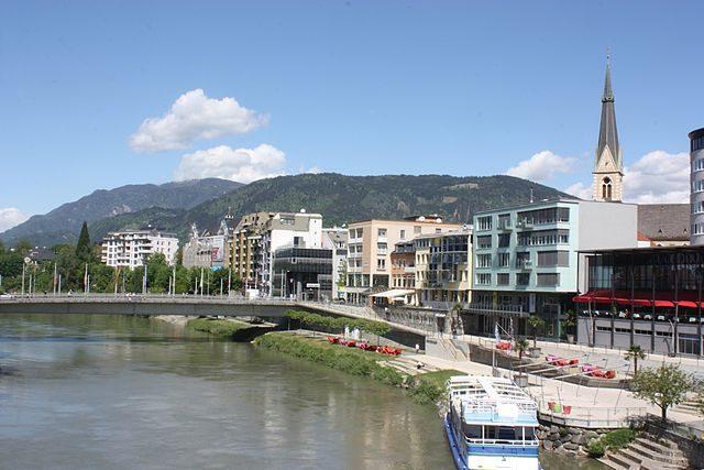 Villach – Foto Wikimedia Commons