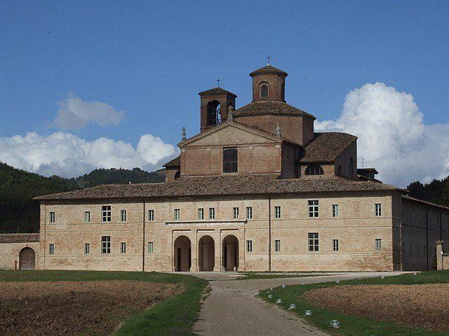 Urbania, Barco Ducale – Foto Wikimedia Commons