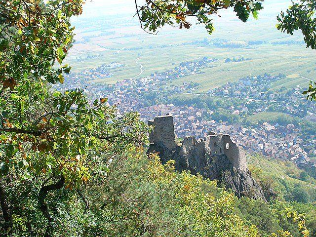 Castello di Girsberg – Foto Wikimedia Commons