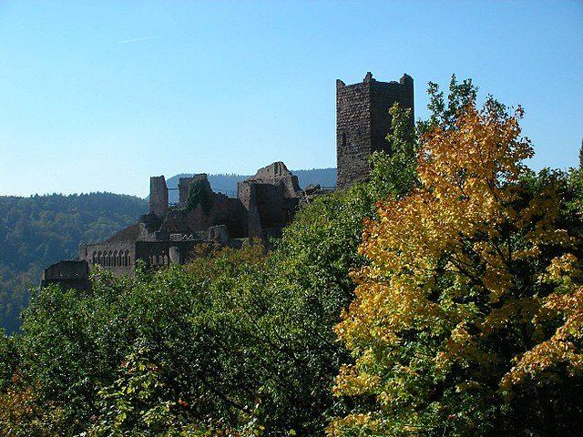 Castello di San Ulrich – Foto Wikimedia Commons