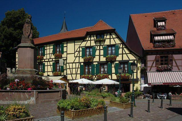 Ribeauvillé – Foto Wikimedia Commons