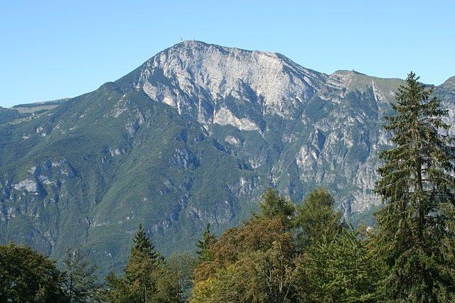 Monte Bondone – Foto Wikimedia Commons