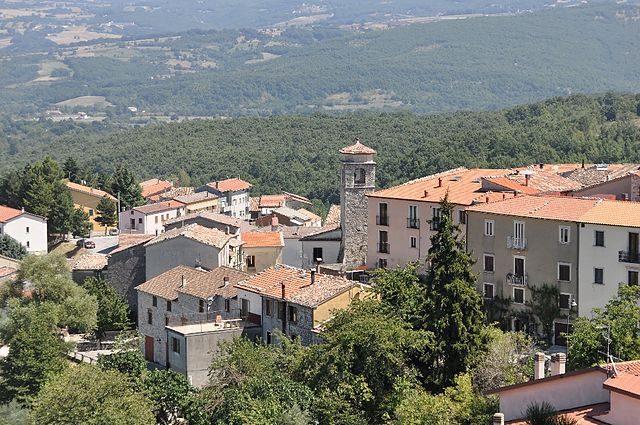 Veduta di Sepino – Foto Wikipedia