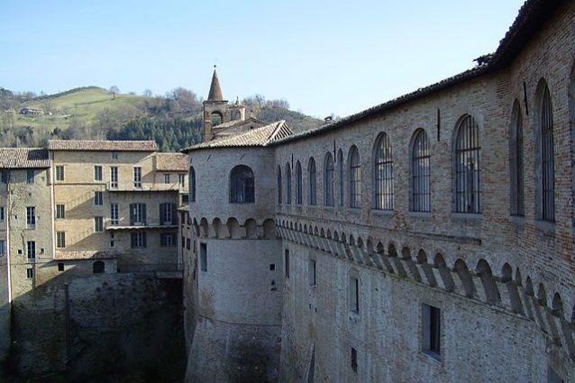 Urbania, Palazzo Ducale e Museo Civico – Foto Wikipedia