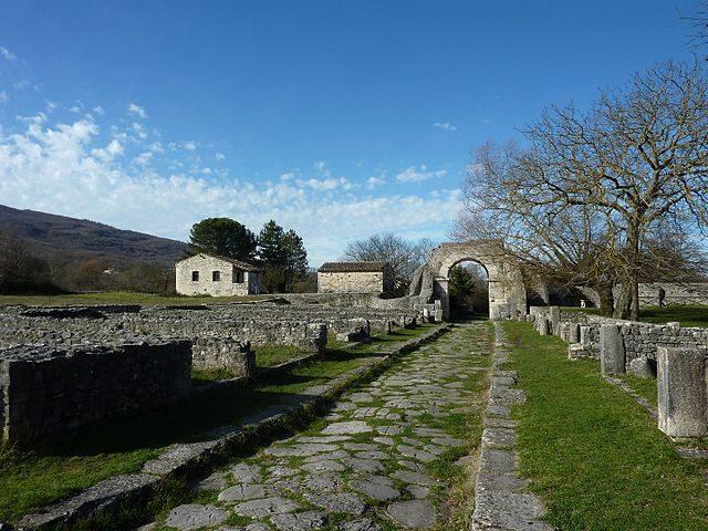 Porta Bojano – Foto Wikipedia