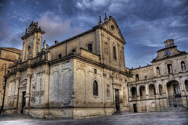 Duomo di Lecce – Foto Wikipedia