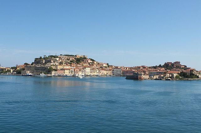 Panorama di Portoferraio – Foto Wikimedia Commons
