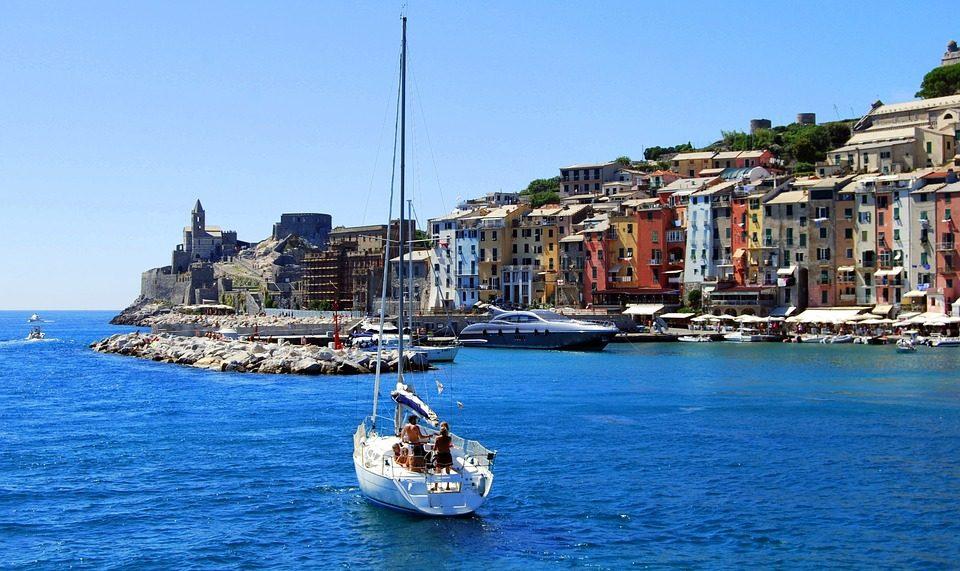 Porto Vnere, Liguria