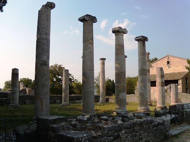 Basilica romana – Foto Wikipedia