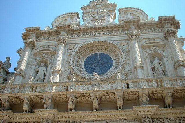 Lecce, Santa Croce – Foto Wikipedia