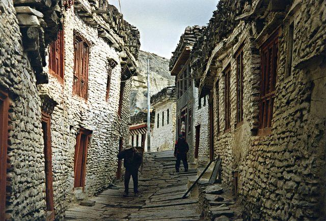 Villaggio di Marpha