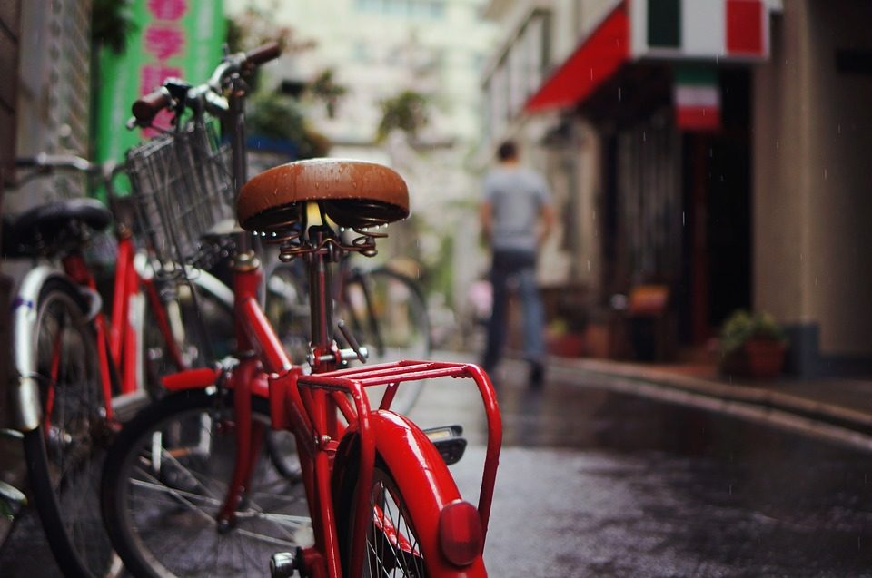 Visitare Ferrara in bici. Foto da Pixabay