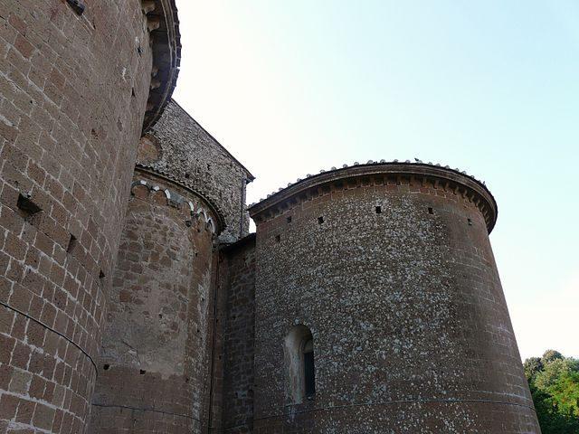 Basilica del Santo Sepolcro, abside – Foto Wikimedia Commons