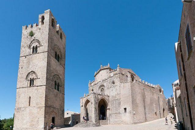 Duomo di Erice – Foto Wikipedia