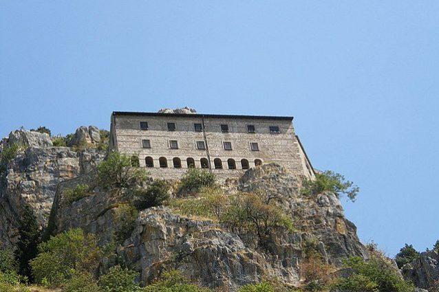 Eremo di Sant'Onofrio al Morrone – Foto Wikimedia Commons