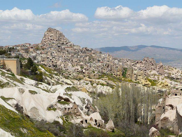 Uchisar – Foto Wikimedia Commons