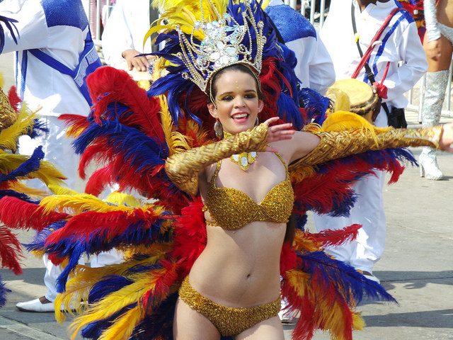 Carnevale di Barranquilla.