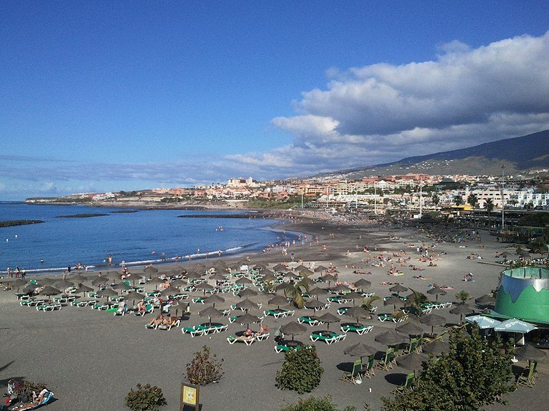 Fañabé, Tenerife