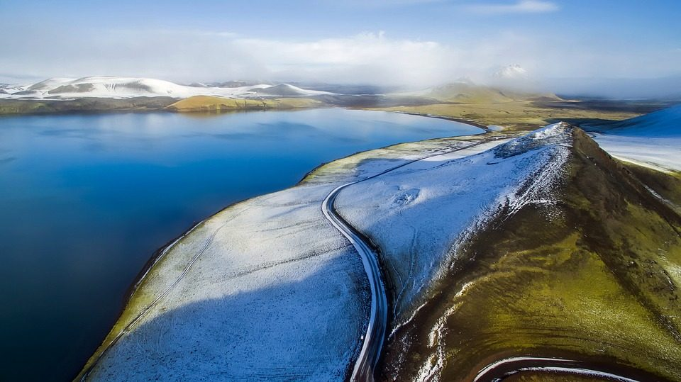 Fiordi in Islanda