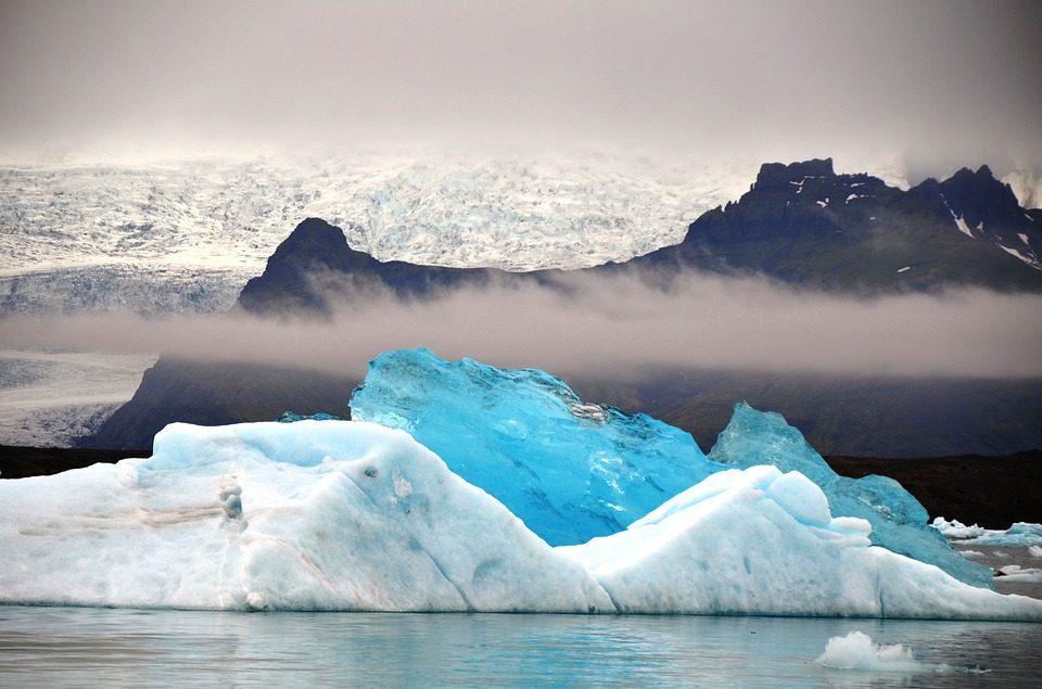 Lago glaciale di Jökulsárlón
