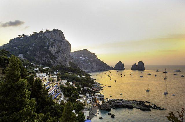 Marina Piccola di Capri