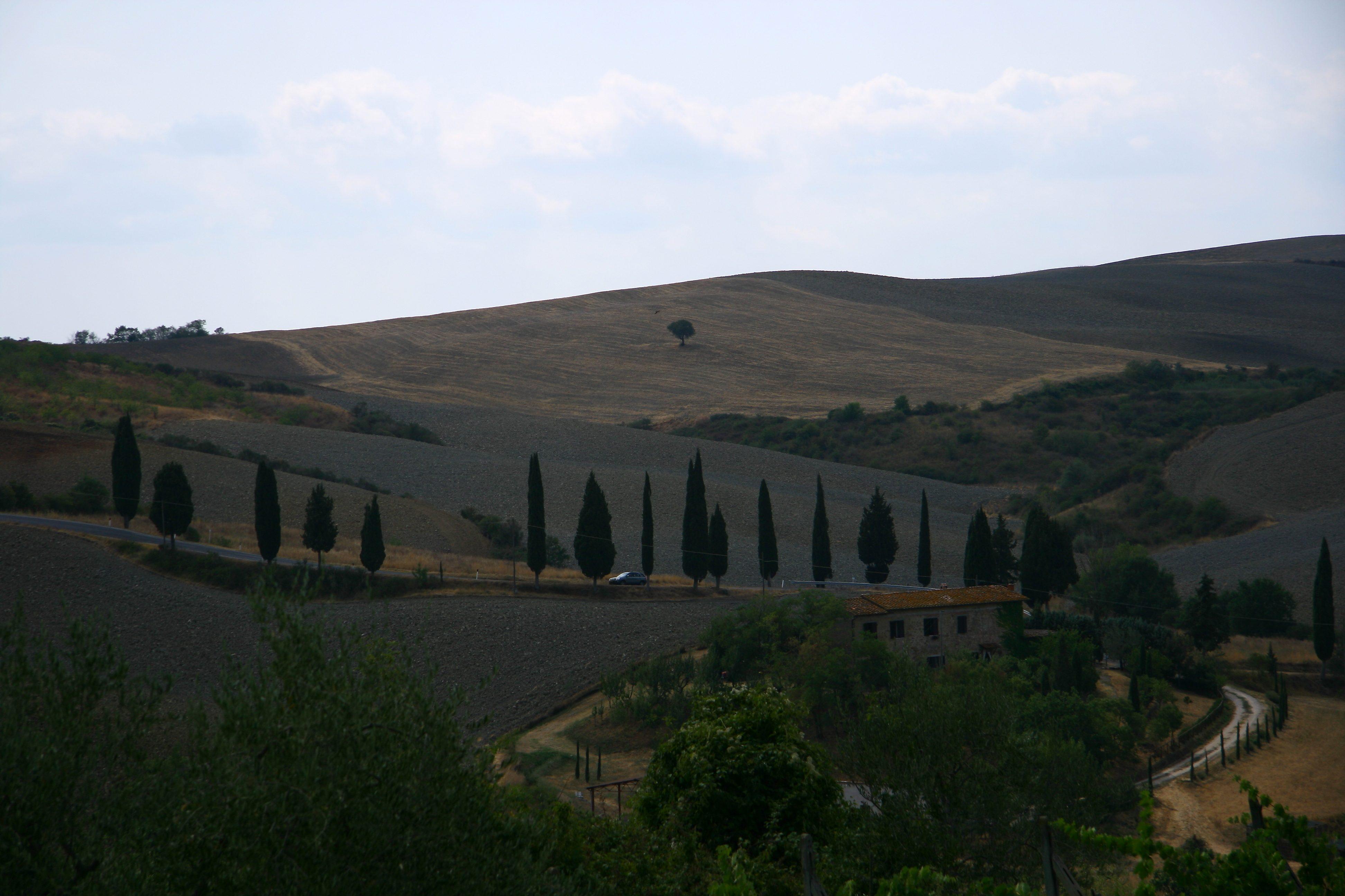 Strada per Monticchiello – Foto montenisa.com
