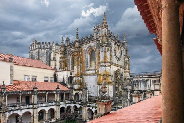 Tomar, Convento di Cristo – Foto Pixabay