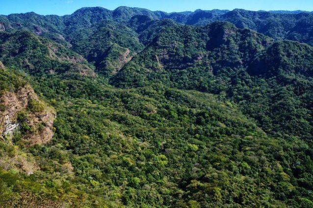 Montagne di El Salvador – Foto Maxpixel