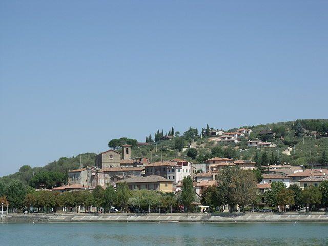 San Feliciano, frazione di Magione – Foto Wikipedia