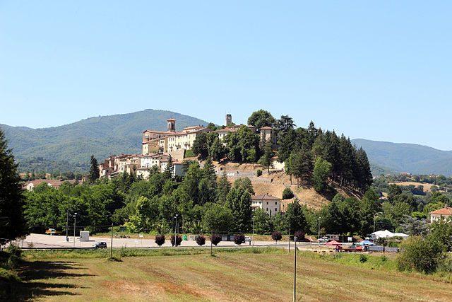 Veduta di Monterchi – Foto Wikimedia Commons