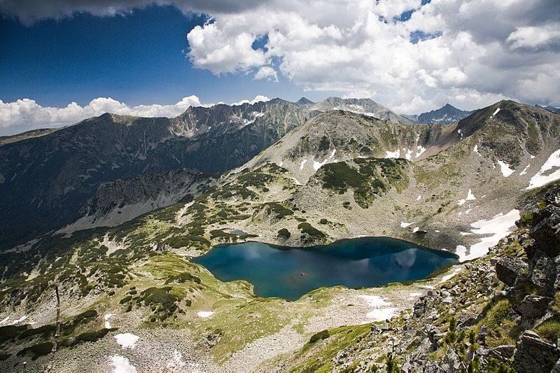 Laghi del Pirin