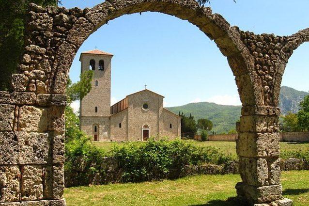 San Vincenzo al Volturno – Foto Wikipedia