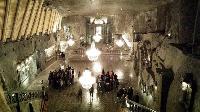 Miniere di sale Wielicka