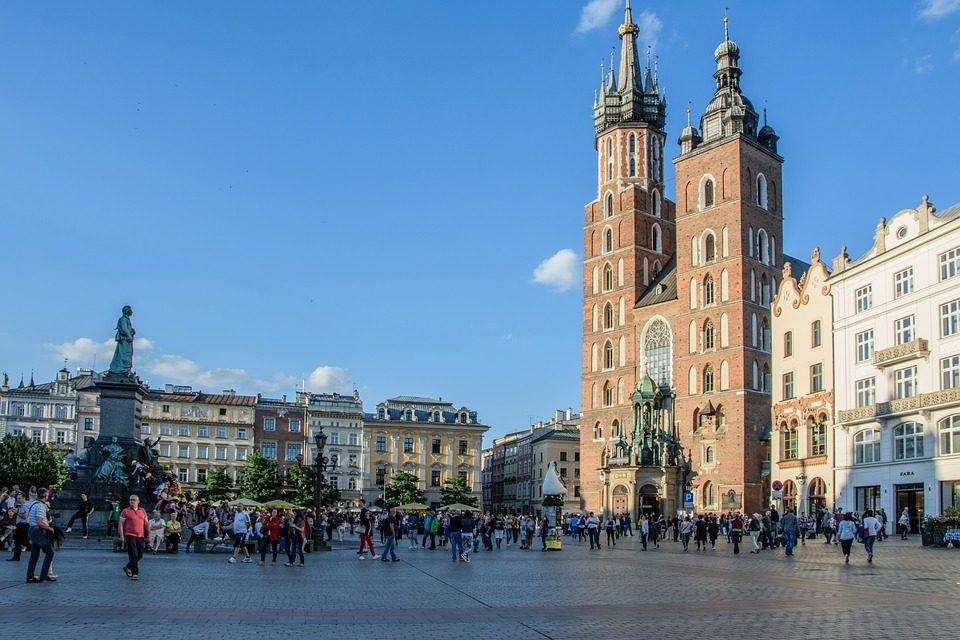 Piazza di Cracovia