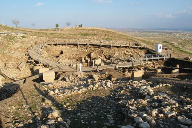 Gobekli Tepe – Foto Wikipedia