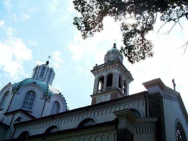 Santuario di Barbana – Foto Wikipedia