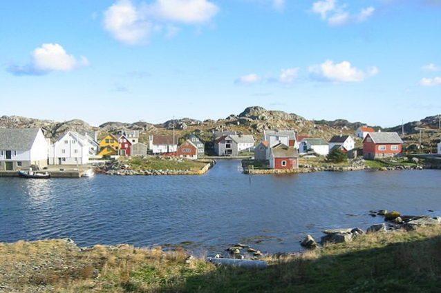 Isola di Utsira – Foto Wikimedia Commons