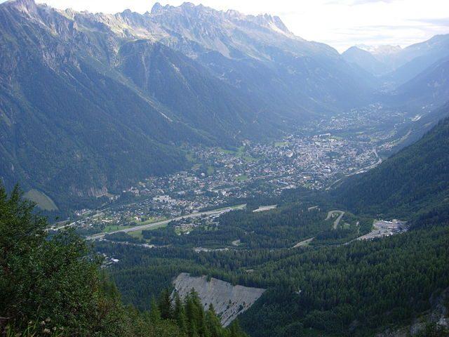 Vallata di Chamonix – Foto Wikipedia