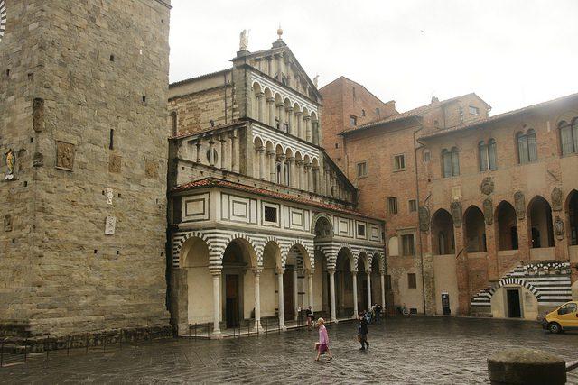 Cattedrale di San Zeno, Pistoia