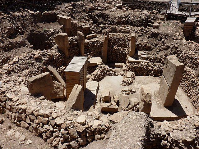 Gobekli Tepe – Foto Wikimedia Commons