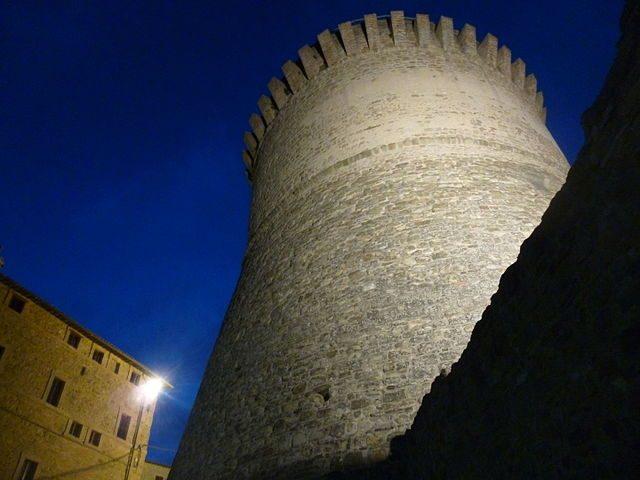 Rocca di Gualdo Cattaneo – Foto Wikimedia Commons