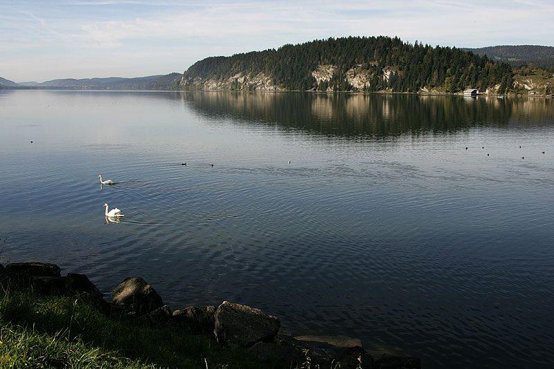 Lago di Joux – Foto Wikimedia Commons