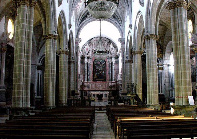 Cattedrale di Elvas – Foto Wikipedia