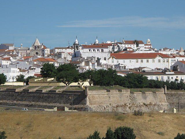 Centro storico di Elvas – Foto Wikipedia
