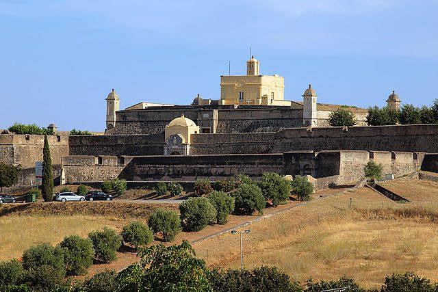 Forte de Santa Luzia – Foto Wikipedia
