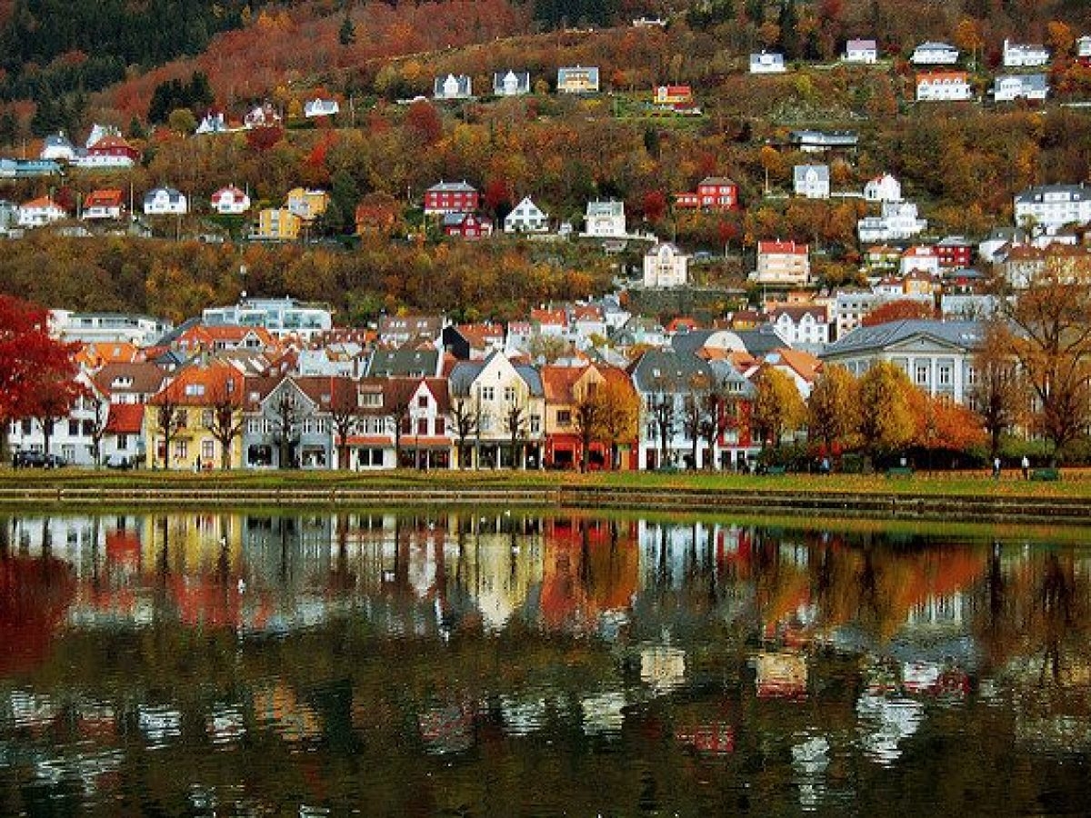 Cosa vedere a Bergen, la porta sui fiordi norvegesi