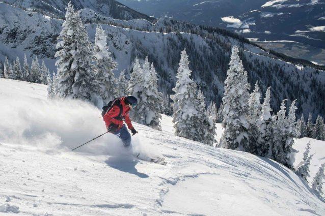 10 mete alternative per gli sport sulla neve