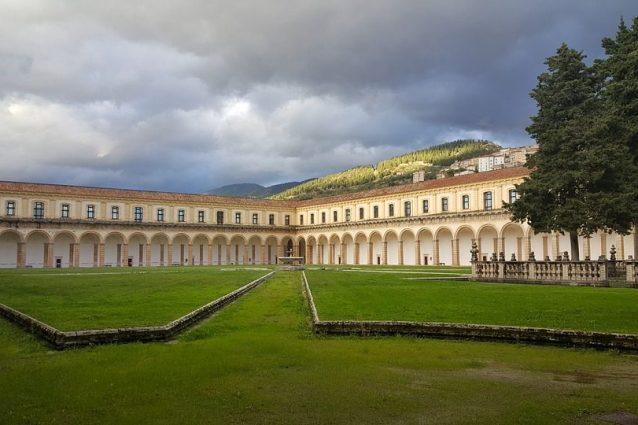 L'incredibile bellezza della Certosa di Padula