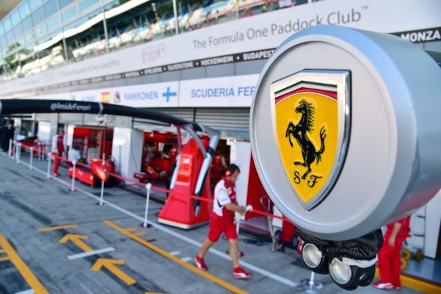 F1, nuovo sponsor messicano per la Ferrari