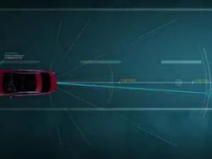 Jaguar, ecco la tecnologia salva-ciclisti